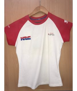 Maglietta Honda Red Rhqhdp Hrc Woman Shirt T Yf7bg6y